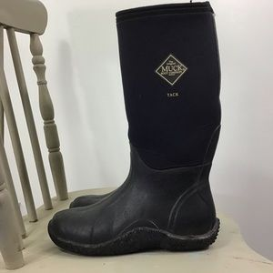 The Original Muck Boot Company Black Tall Boot